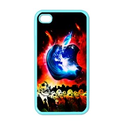Its An Apple World Apple Iphone 4 Case (color)