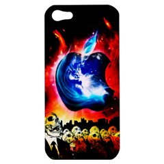 Its an Apple World Apple iPhone 5 Hardshell Case