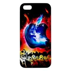 Its An Apple World Iphone 5 Premium Hardshell Case