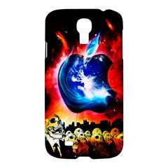 Its An Apple World Samsung Galaxy S4 I9500/i9505 Hardshell Case