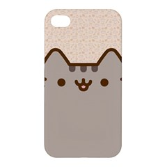 Cute Cat Apple iPhone 4/4S Hardshell Case