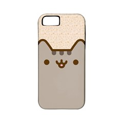 Cute Cat Apple iPhone 5 Classic Hardshell Case (PC+Silicone)