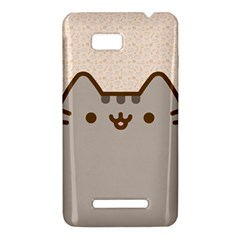 Cute Cat HTC One SU T528W Hardshell Case