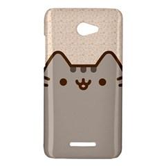 Cute Cat HTC Butterfly (X920e) Hardshell Case