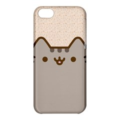 Cute Cat Apple Iphone 5c Hardshell Case