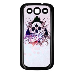 Ace Of Spades Samsung Galaxy S3 Back Case (black)