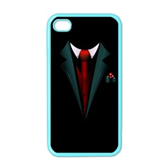 All Dressed Up And No One To Call Apple Iphone 4 Case (color)