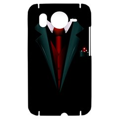 all dressed up and no one to call HTC Desire HD Hardshell Case