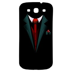 All Dressed Up And No One To Call Samsung Galaxy S3 S Iii Classic Hardshell Back Case