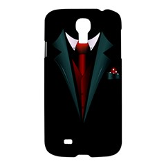 All Dressed Up And No One To Call Samsung Galaxy S4 I9500/i9505 Hardshell Case