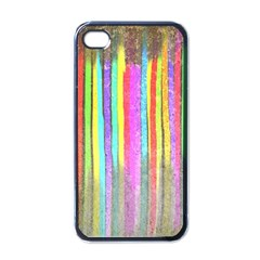 Dripping Apple iPhone 4 Case (Black)