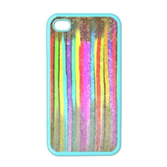 Dripping Apple iPhone 4 Case (Color)