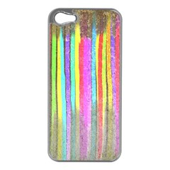 Dripping Apple iPhone 5 Case (Silver)