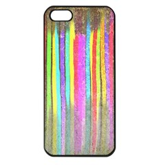 Dripping Apple iPhone 5 Seamless Case (Black)