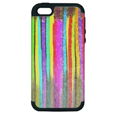 Dripping Apple iPhone 5 Hardshell Case (PC+Silicone)