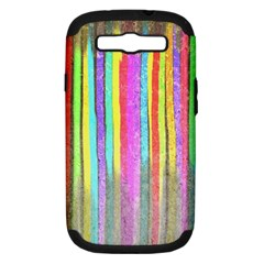 Dripping Samsung Galaxy S III Hardshell Case (PC+Silicone)