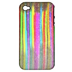 Dripping Apple iPhone 4/4S Hardshell Case (PC+Silicone)