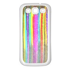 Dripping Samsung Galaxy S3 Back Case (White)