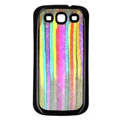 Dripping Samsung Galaxy S3 Back Case (black)