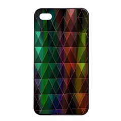 Color Apple Iphone 4/4s Seamless Case (black)