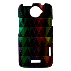 Color HTC One X Hardshell Case