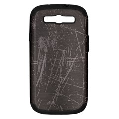 ROUGH USE Samsung Galaxy S III Hardshell Case (PC+Silicone)