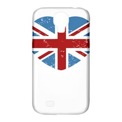 Union Love Vintage Case  Samsung Galaxy S4 Classic Hardshell Case (pc+silicone)