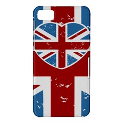 UNION LOVE VINTAGE CASE DESIGN BlackBerry Z10 Hardshell Case