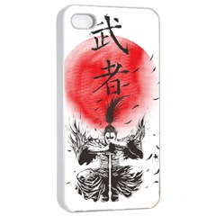 The Warrior Apple Iphone 4/4s Seamless Case (white)