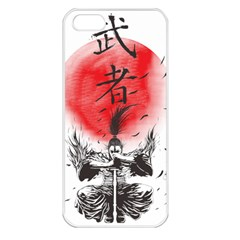 The Warrior Apple iPhone 5 Seamless Case (White)
