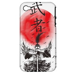 The Warrior Apple iPhone 4/4S Hardshell Case (PC+Silicone)