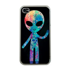 Greetings From Your Phone Apple Iphone 4 Case (clear)