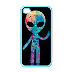Greetings From Your Phone Apple Iphone 4 Case (color)