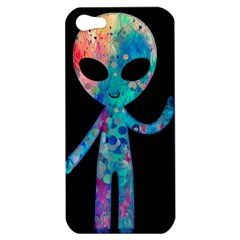 Greetings from your phone Apple iPhone 5 Hardshell Case