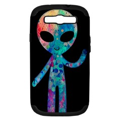 Greetings From Your Phone Samsung Galaxy S Iii Hardshell Case (pc+silicone)