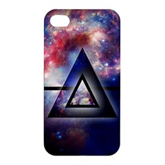 Galaxy Triangle Apple Iphone 4/4s Premium Hardshell Case