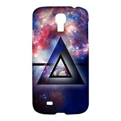 Galaxy Triangle Samsung Galaxy S4 I9500/I9505 Hardshell Case
