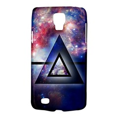 Galaxy Triangle Samsung Galaxy S4 Active (I9295) Hardshell Case