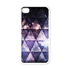 Triangle Tiles Apple Iphone 4 Case (white)