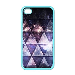 Triangle Tiles Apple iPhone 4 Case (Color)