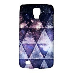 Triangle Tiles Samsung Galaxy S4 Active (i9295) Hardshell Case