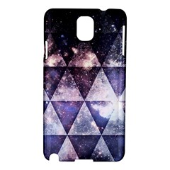 Triangle Tiles Samsung Galaxy Note 3 N9005 Hardshell Case