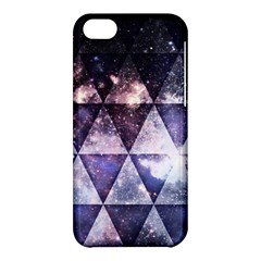 Triangle Tiles Apple Iphone 5c Hardshell Case
