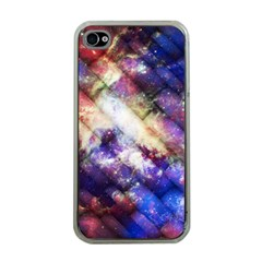 Universe Tiles Apple iPhone 4 Case (Clear)