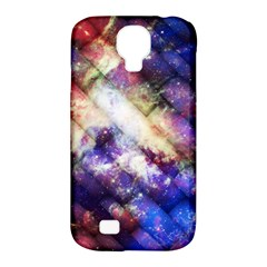 Universe Tiles Samsung Galaxy S4 Classic Hardshell Case (PC+Silicone)