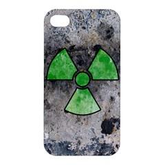 Nuke Warning Apple iPhone 4/4S Hardshell Case