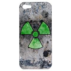 Nuke Warning Apple iPhone 5 Hardshell Case