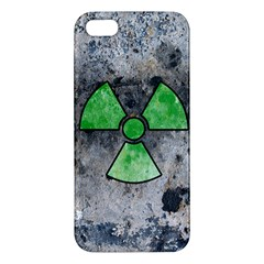 Nuke Warning iPhone 5 Premium Hardshell Case