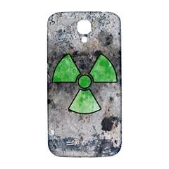 Nuke Warning Samsung Galaxy S4 I9500/I9505  Hardshell Back Case
