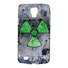 Nuke Warning Samsung Galaxy S4 Active (I9295) Hardshell Case
